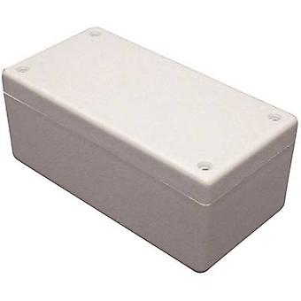 Hammond Electronics 1594AGY Universal enclosure 56 x 56 x 40 Acrylonitrile butadiene styrene Light grey (RAL 7035) 1 pc(s)