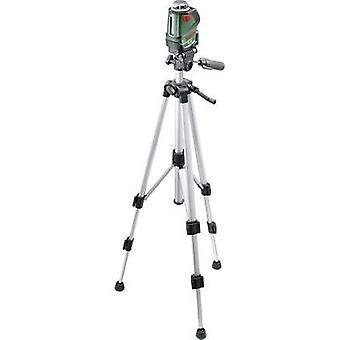 Bosch Home and Garden PLL 360 SET Multi-line laser Self-levelling, Incl. tripod Range (max.): 20 m Calibrated to: Manufacturers standards (no certificate)