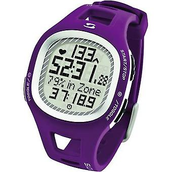 Sigma PC 10.11 Heart rate monitor watch with chest strap Purple