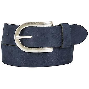 s.Oliver women's leather belt 32.608.95.7367-5850