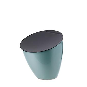 Rosti Mepal Waste Bin, Nordic Green