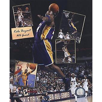 Kobe Bryant - 06 Scrapbook sport-foto (8 x 10)