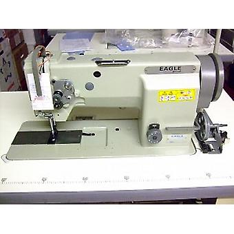 Eagle GC20606-1 Walking Foot Drop-in Bobbin Industrial Sewing Machine for Heavy Leather