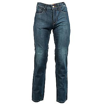 Richa Stone Blue Hammer Short Motorcycle Jeans