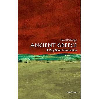 اليونان القديمة--مقدمة قصيرة جداً من بول كارتليدجي-9780199