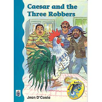 Caesar and the Three Robbers - 9780582288140 Book