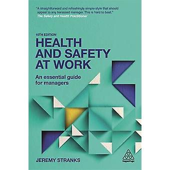 Health and Safety at Work - An Essential Guide for Managers (10th Revi