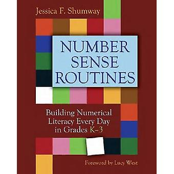 Number Sense Routines - Building Numerical Literacy Every Day in Grade