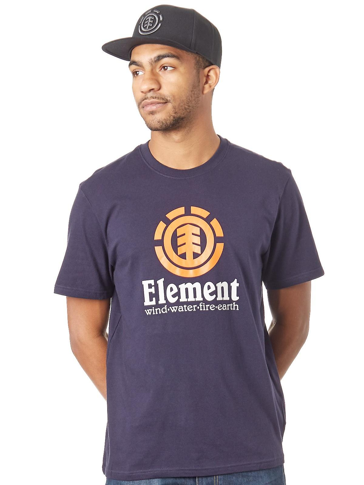 Element Eclipse Navy FA18 Vertical T-Shirt
