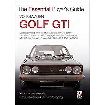 VW Golf GTI by Richard Copping - Ken Cservenka - 9781845841881 Book