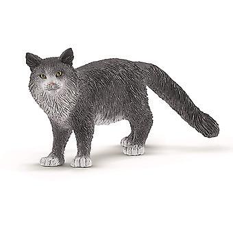 Schleich Maine Coon katt