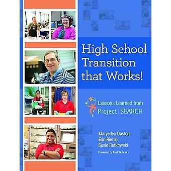 High School Transition That Works - Lessons Learned from Project SEARC