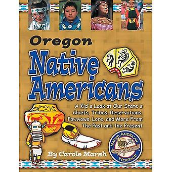 Oregon Indians (Paperback) (Native American Heritage)