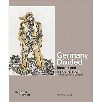 Germany Divided: Baselitz and his generation: From the Duerckheim Collection