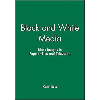 Médias de noir et blanc