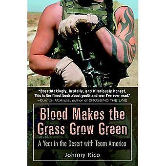 Blood Makes the Grass Grow Green