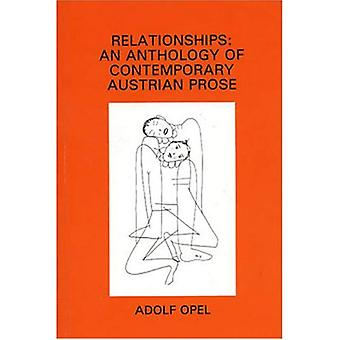 Relationships : An Anthology of Contemporary Austrian Prose