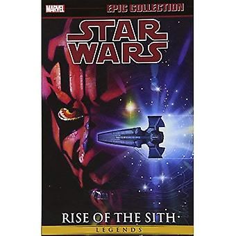 Star Wars kolekcja epickie Legends: Rise of Sith Vol. 2