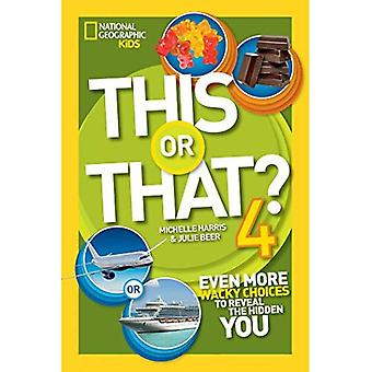 This Or That 4 (National Geographic Kids)