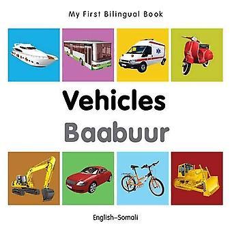 Mon premier livre bilingue - véhicules - anglais-Somali
