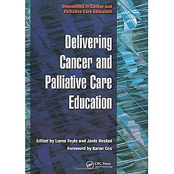 Paliativo y cáncer entregando cuidado Educación (dimensiones en cáncer y cuidados paliativos educación serie)