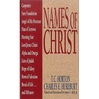 Names of Christ (Bibles/Bible Study)