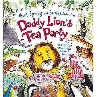 Papa Lion's Tea Party
