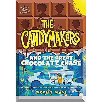 De Candymakers en de grote chocolade Chase