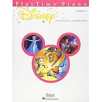 FABER PIANO ADVENTURES PLAYTIME PIANO DISNEY LEVEL� 1 PIANO BOOK