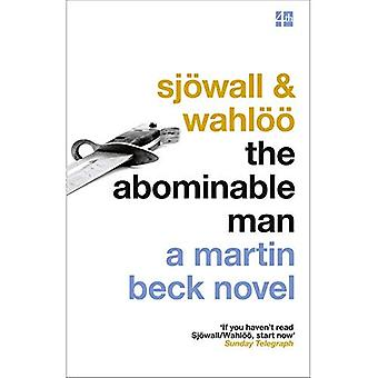 De Martin Beck-series - The Abominable Man