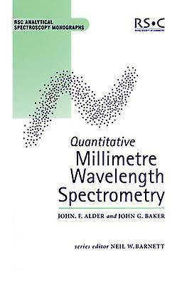 Quantitative Millimetre Wavelongueur Spectrometry by Barnett & Neil W