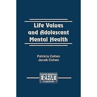 Livet värden och ungdomars psykiska hälsa av Cohen & Patricia