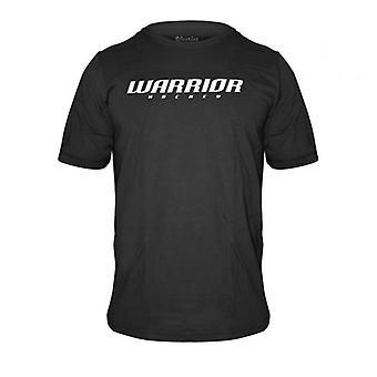 Warrior hockey logo tee senior free HP promo