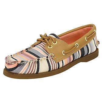 Ladies Sperry Top-Sider Deck Shoes Serape