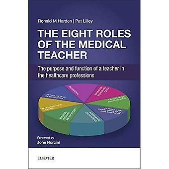 De åtta roller av medicinsk lärare: syfte och funktion av en lärare i vårdyrken