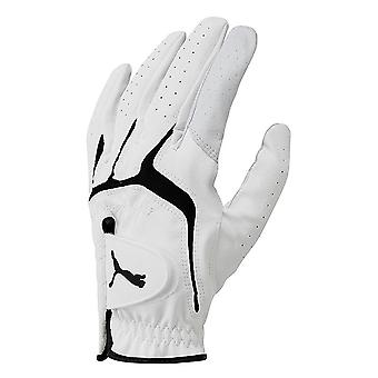 Puma Golf Mens Pro Grip Hybrid LH Golf Synthetic Leather Gloves