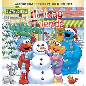 Sesame Street - Holiday Friends by Matt Mitter - 9780794440220 Book
