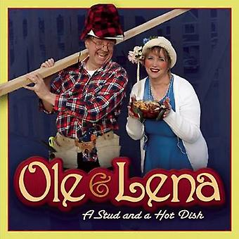 Ole & Lena - A Stud and a Hot Dish by Bruce Danielson - Ann Berg - 978