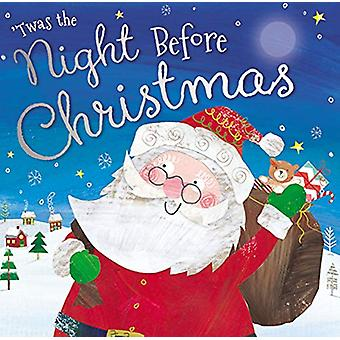 Twas the Night Before Christmas by Thomas Nelson - 9781785986499 Book