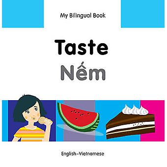 My Bilingual Book - Taste by Milet Publishing Ltd - 9781840598353 Book