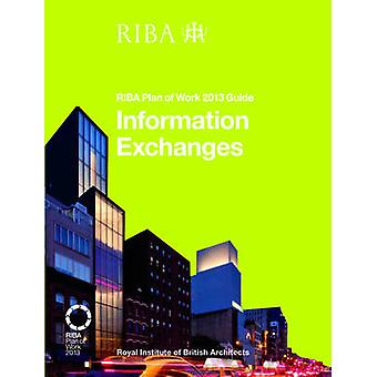 Information Exchanges - RIBA Plan of Work 2013 Guide by Richard Fairhe