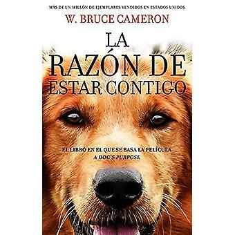 La Razon de Estar Contigo by W Bruce Cameron - 9788416867219 Book