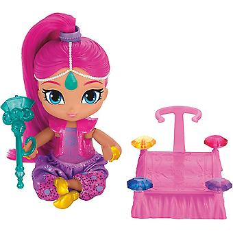 Nickelodeon Shimmer & Shine Genie Wish Doll - Floating Genie Shimmer