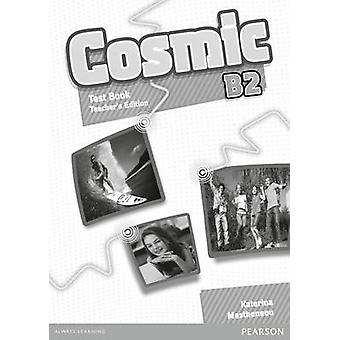Cosmic B2 Test Book TG by Katerina Mestheneou - 9781408246719 Book