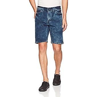 Levi's Men's 541 Athletic Fit Short, Adventure - Stretch, 32, Blue, Size 32
