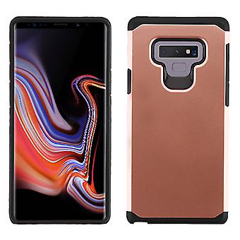 ASMYNA Rose Gold/Black Astronoot Phone Protector Cover  for Galaxy Note 9
