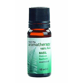 Natures Way Basil Oil 10ml