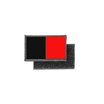 Patch ecusson imprime badge drapeau italie valle d'aosta