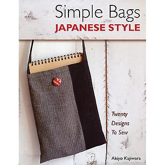 Stackpole Books-Simple Bags Japanese Style STB-12163