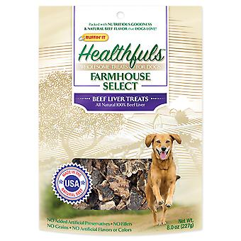 Healthfuls Liver Treats 8oz- 8389
